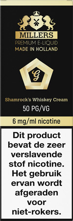 Shamrocks Whiskey Cream