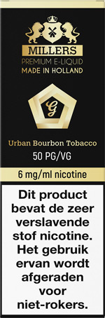 Urban Bourbon Tobacco